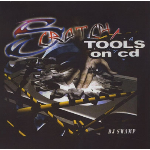 DJ Swamp - Scratch Tools CD