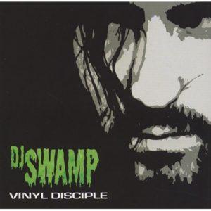 DJ Swamp Vinyl Disciple included in DJ Swamp Merch Bundle