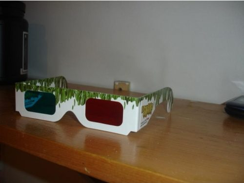 DJ Swamp Classic 3D Glasses for Youtube