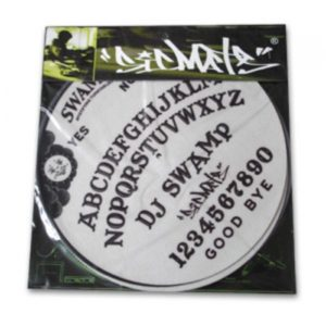 Ouija Board Slipmats for Vinyl Turntables