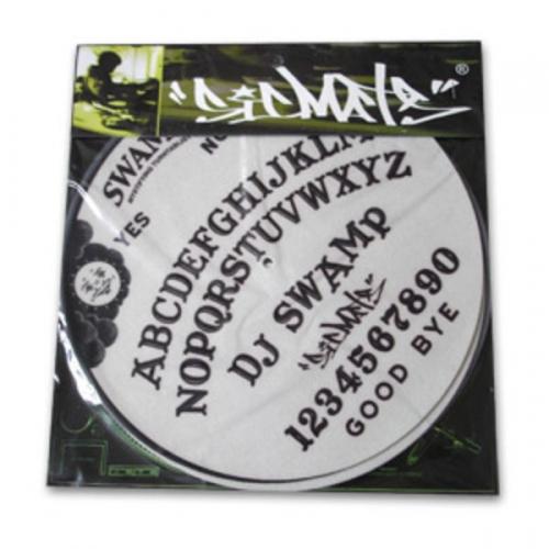 Ouija Board Slipmats for Vinyl Turntables